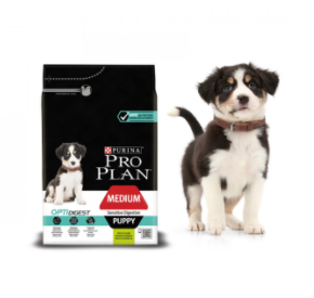 Purina PRO PLAN MEDIUM PUPPY Sensitive Digestion OPTIDIGEST 1,5 kg