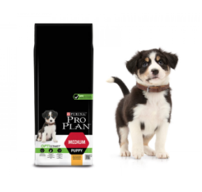 Purina PRO PLAN MEDIUM PUPPY OPTISTART 12 kg