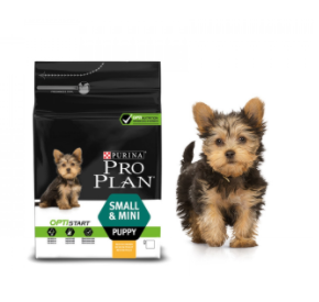 Purina PRO PLAN SMALL & MINI PUPPY OPTISTART 3 kg