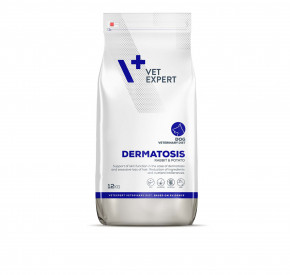 4T Veterinary Diet DERMATOSIS DOG Rabbit & Potato 12 kg