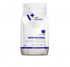 4T Veterinary Diet DERMATOSIS DOG Salmon & Potato 12 kg