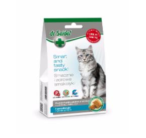dr Seidel Smakołyki hipoalergiczne dla kotów