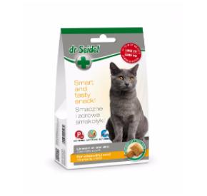 dr Seidel Smakołyki dla kotów na piękną sierść