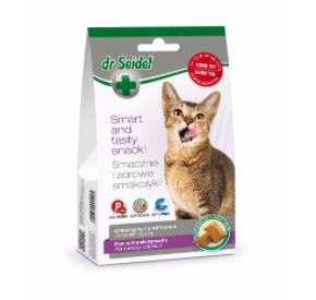 dr Seidel Smakołyki dla kotów na świeży oddech