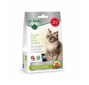 dr Seidel Smakołyki dla kotów na zwiększenie odporności