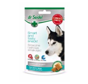 dr Seidel Smakołyki dla psów seniorów