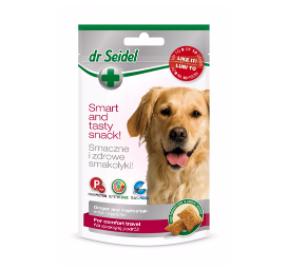 dr Seidel Smakołyki dla psów na spokojną podróż