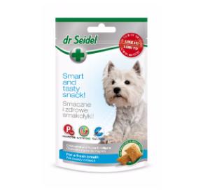 dr Seidel Smakołyki dla psów na świeży oddech