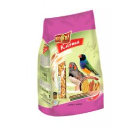 Vitapol Karma pełnoporcjowa dla zeberki i ptaków egzotycznych 500 g