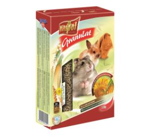 Vitapol Karma pełnoporcjowa granulowana dla gryzoni i królika 500 g