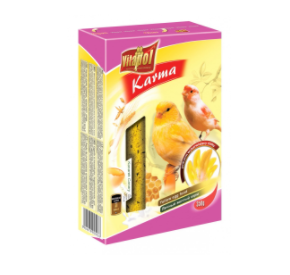 Vitapol Karma wybarwiająca żółta dla kanarka 350 g