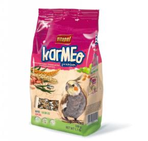 Vitapol KARMEO Premium Karma pełnoporcjowa dla nimfy 500 g folia