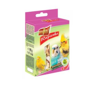 Vitapol Kostka wapienna jabłkowa XL dla ptaków