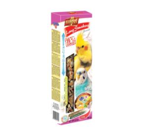 Vitapol Smakers Long Mix potrójny dla papużki falistej i nimfy