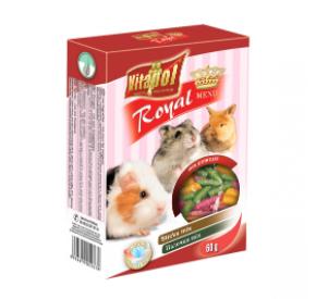 Vitapol Mix pałeczki dla gryzoni i królika