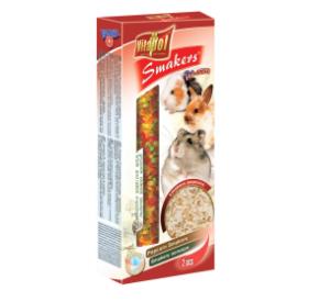 Vitapol Popcorn Smakers dla gryzoni i królika