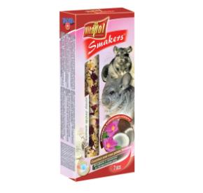Vitapol Smakers kokosowo-różany dla szynszyli