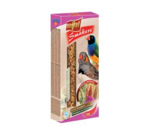 Vitapol Smakers nasienny dla zeberki i ptaków egzotycznych