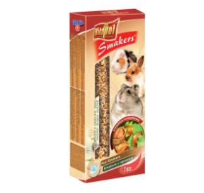 Vitapol Smakers orzechowy dla gryzoni i królika