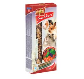 Vitapol Smakers owoce lasu dla gryzoni i królika