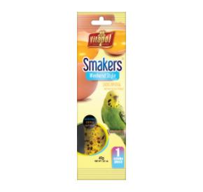Vitapol Smakers Weekend Style jajeczny dla papużki falistej