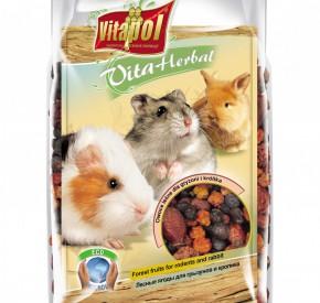 Vitapol VitaHerbal owoce leśne dla gryzoni i królika