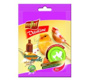 Vitapol Vitaline tranowe perełki dla kanarka