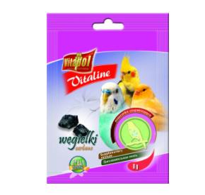 Vitapol Vitaline węgielki dla ptaków