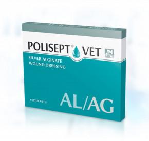 POLISEPT VET AL/AG Silver Alginate Wound Dressing