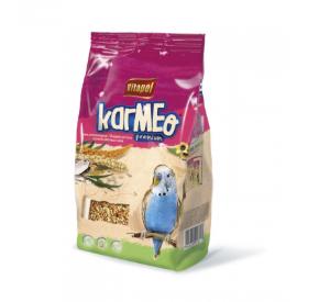 Vitapol KARMEO Premium Karma pełnoporcjowa dla papużki falistej 500 g folia