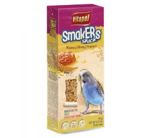 Vitapol Smakers miodowy dla papużki falistej
