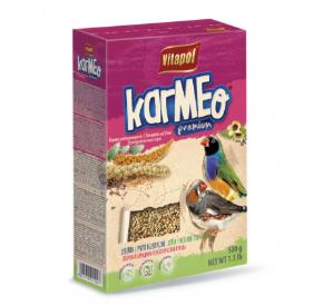 Vitapol KARMEO Premium Karma pełnoporcjowa dla zeberki i ptaków egzotycznych 500 g